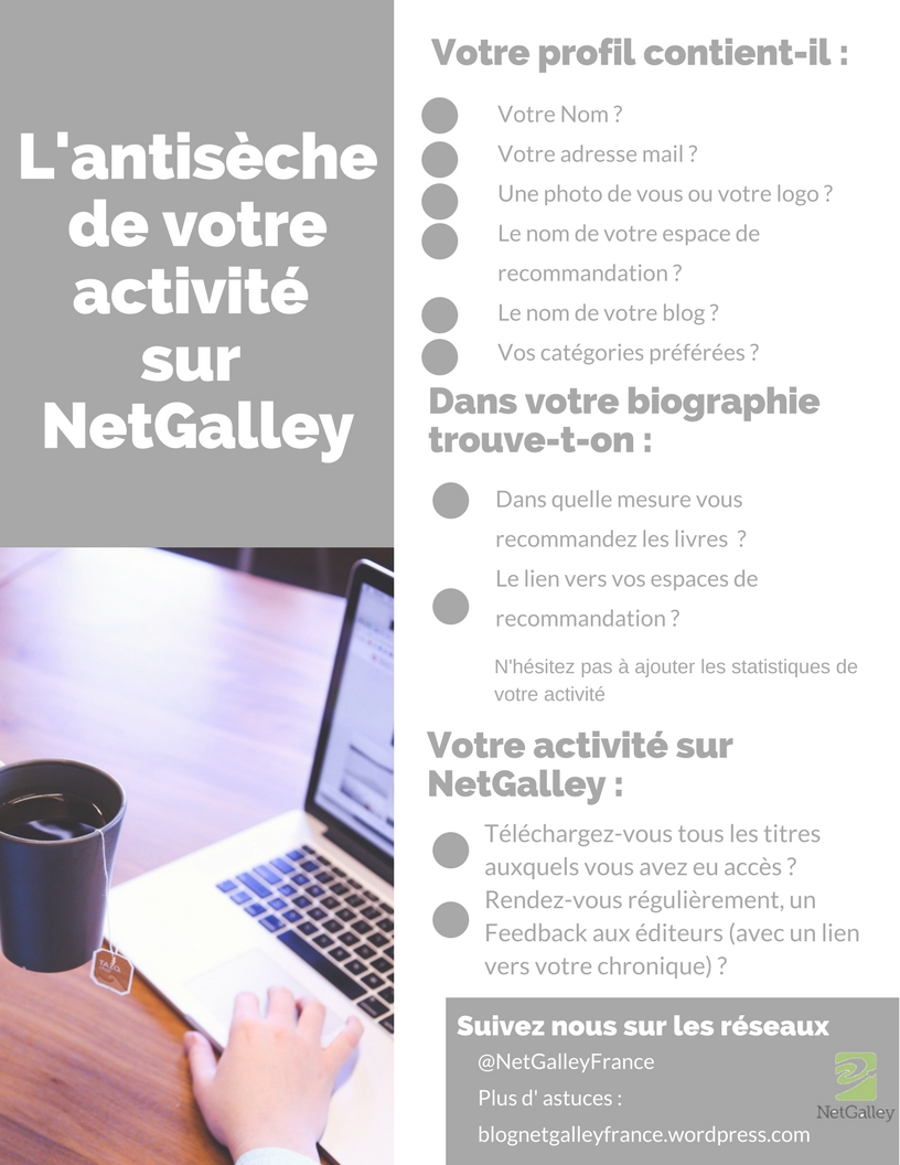 Guide NetGalley