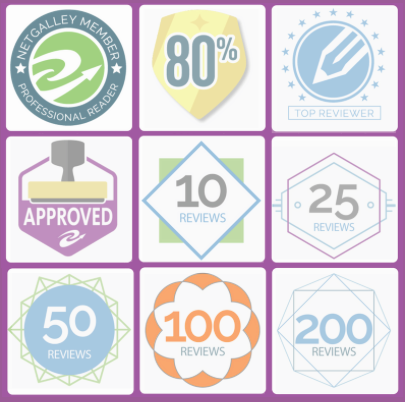 Badges NetGalley