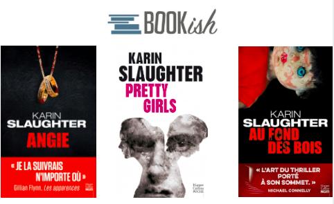 Les six détectives préférés de KarinSlaughter