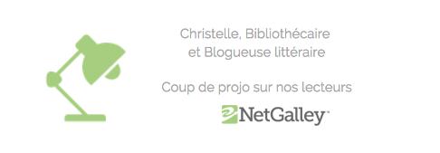 Coup de projo sur nos lecteurs #45 – Christelle,bibliothécaire