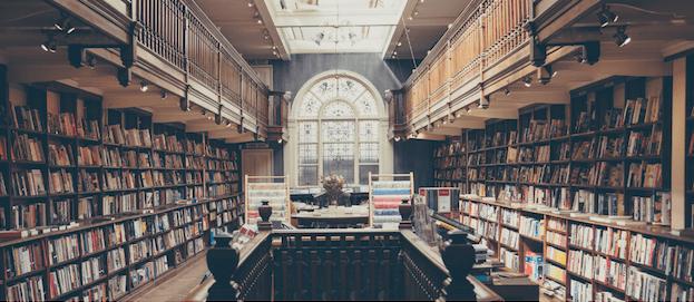Magie des bibliothèques en 10citations