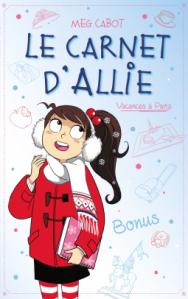 Le carnet d'Allie vacances à Paris