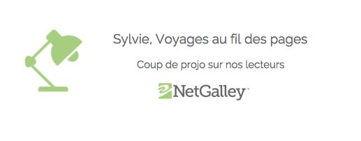 Coup de projo sur nos lecteurs #48 – Sylvie, Voyages au fil despages