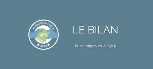 Retour sur la seconde édition du challenge NetGalley!