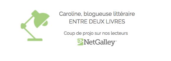 Coup de projo sur nos lecteurs #56 – Caroline, blogueuselittéraire